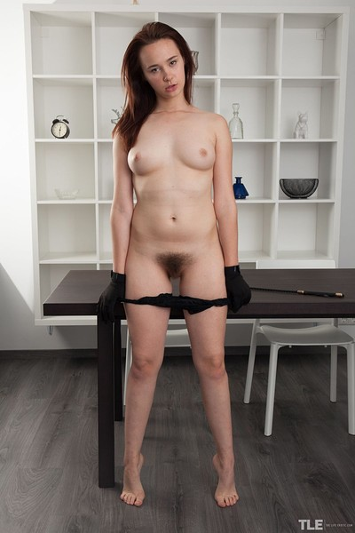 Ruta in Punish Me from The Life Erotic
