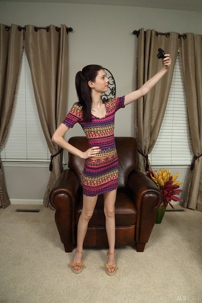 Audrey Grace in Look Within from Als Scan