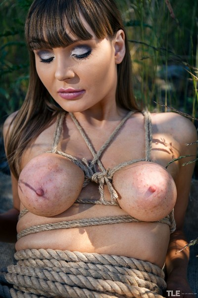 Natalie Russ in Tied Up 1 from The Life Erotic