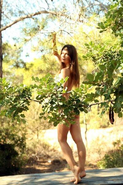 Nedda A in Picnic Time from Erotic Beauty