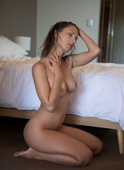 Miluniel Louis in Comforts of Paradise from Playboy