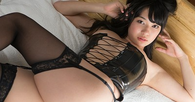 Tomoe Yamanaka in Mistress Tomoe from All Gravure