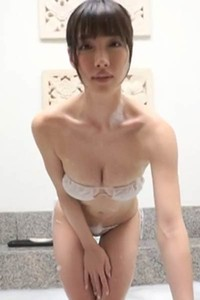 Smoking charmer Anna Konno gets naked and shows her mind-blowing sex appeal