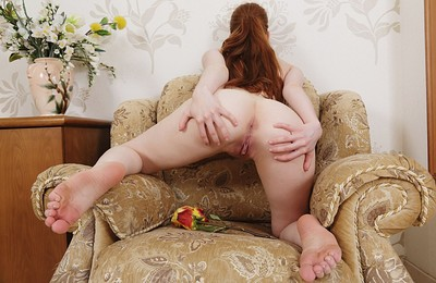 Jia Lissa in Yellow Rose from Errotica Archives