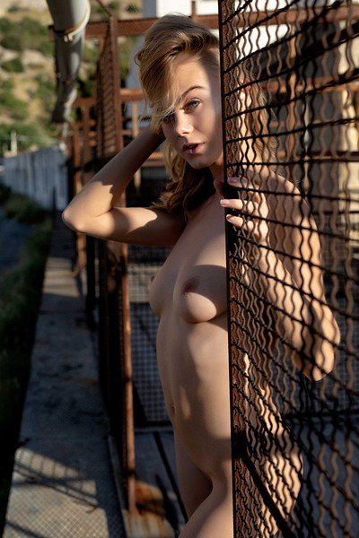 Nancy in The Cages from Photodromm