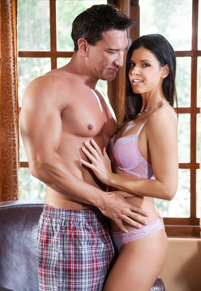 India Summer in Sexual Positions 5 from Penthouse