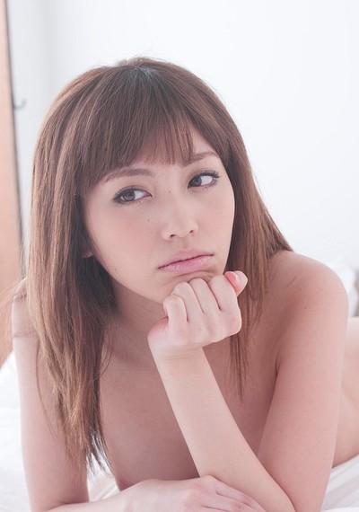 Miyuki Yokoyama in Real Lover from All Gravure