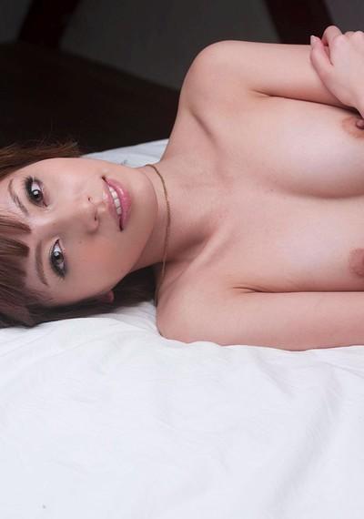 Miyuki Yokoyama in Want To Make You Happy from All Gravure