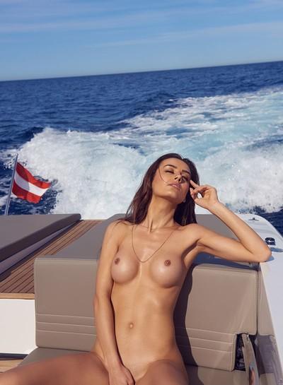 Veronika Klimovits in Playboy Germany 2 from Playboy