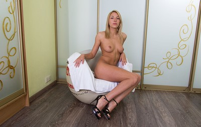 Agata O in Presenting Agata from Stunning 18
