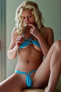 Seductive chick Nika N looks so good while she is masturbating nicely