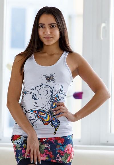 Cira Nerri in Presenting Cira from Stunning 18