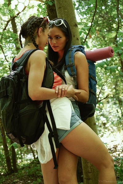 Emylia Argan and Lee Anne in Sexual Exploration from Viv Thomas