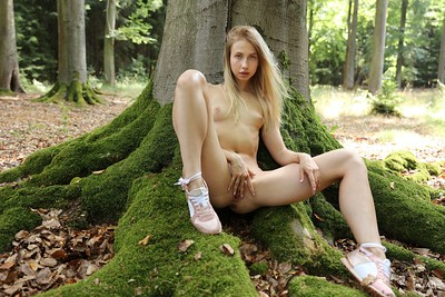 Anna Di in Forest Fairy from Watch 4 Beauty