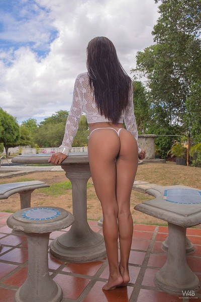 Penellope in Seductive Show from Watch 4 Beauty