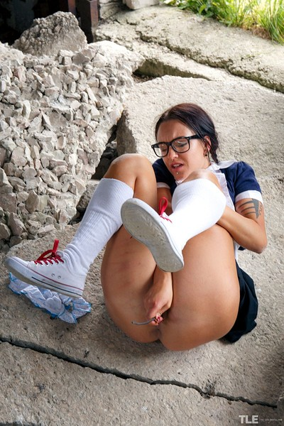 Lola Ash in The Road To Home 1 from The Life Erotic