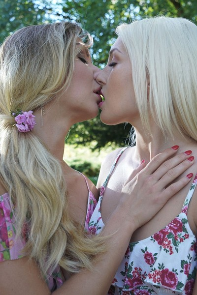 Lovita Fate and Victoria Puppy in Dirty Blondes from Viv Thomas