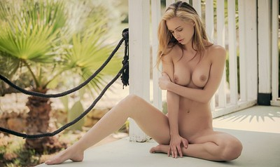 Miss Zita in Relaxing Touch from Playboy
