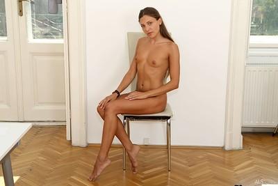 Talia Mint in Model 11 from Als Scan