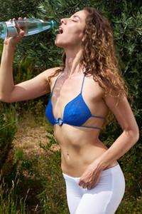 Janessa Brazil Sexy In Purple [NSFW][PICS+VIDEO