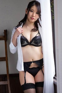 Smoking allgravure beauty Kaori Hisamatsu gets nude and nasty in Promiscuous