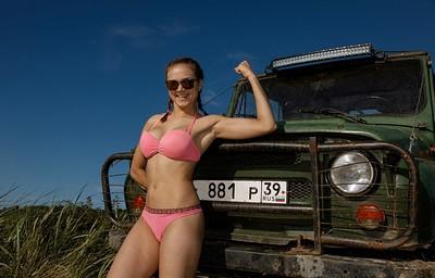 Sofia Orlova in Baltic Inspirations from Zishy