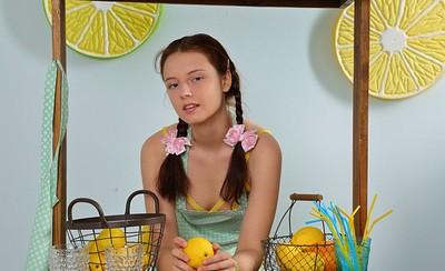 Kim in Sweet Lemon from Showy Beauty