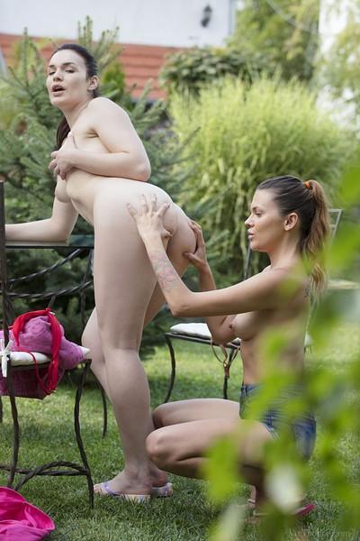 Hannah Vivienne and Verona Sky in Bikini Babes from Viv Thomas