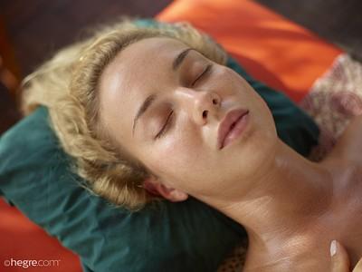 Natalia A in Sensual massage from Hegre Art