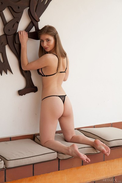 Briana in Natural Feel from Metart X