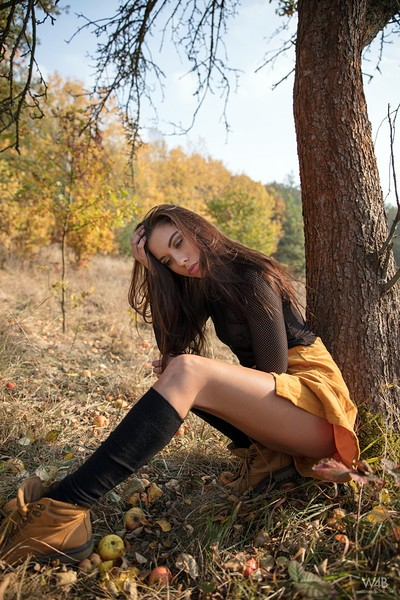 Sabrisse in Autumn Mood from Watch 4 Beauty