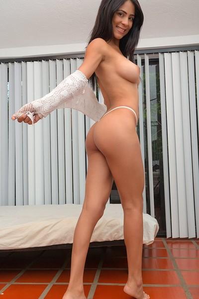 Cleo Mijares in Latina Dream from Nubiles