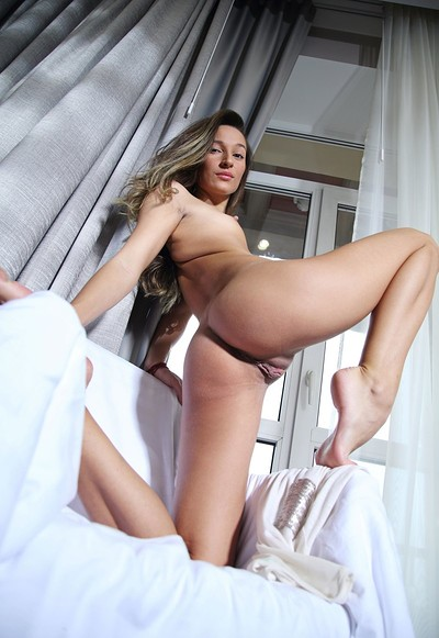 Sveta L in Ready When You Are from Femjoy