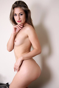 Adorable and playful girl Mila shows off her stunning body in Early Riser II