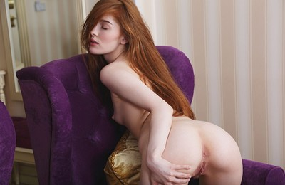 Jia Lissa in Fiolet from Errotica Archives