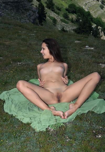 Arina F in Climbing High from Femjoy