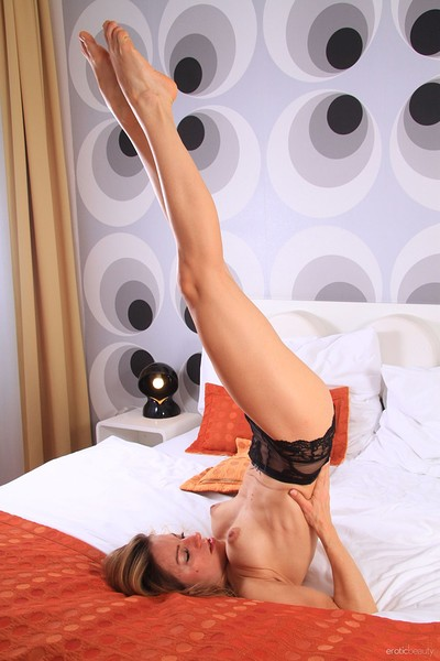 Angel J in Grooving from Erotic Beauty