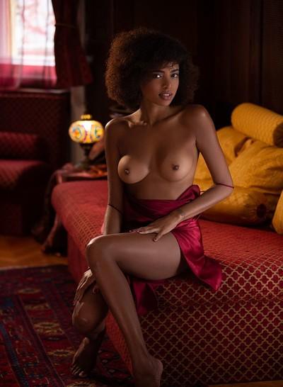 Bruna Rocha in Tempting Invitation from Playboy