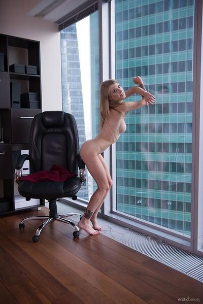 Eva Gold in Presenting Eva Gold from Erotic Beauty