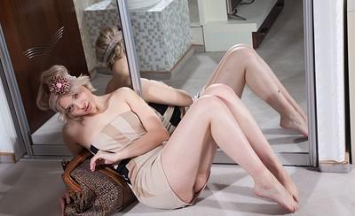 Sandra in Bon Voyage 1 from Showy Beauty