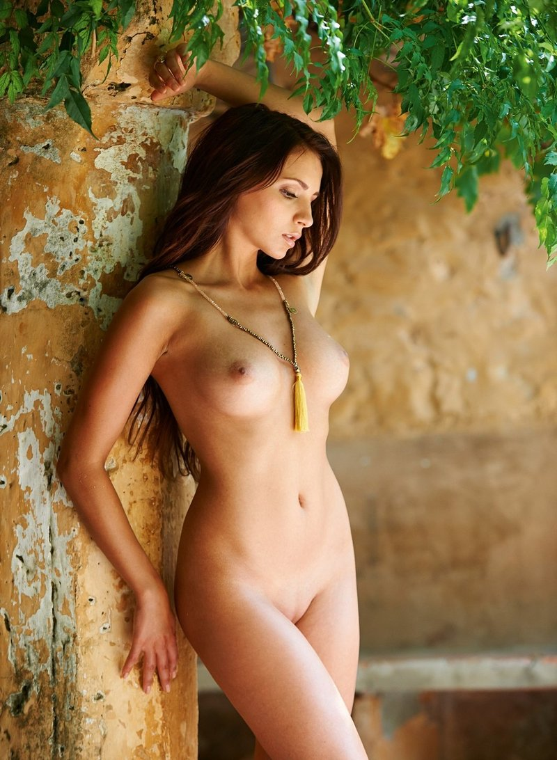 Beautiful nude german women