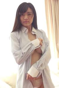 Smoking and cute Nana Hiratuka naked in Bien Scene 4