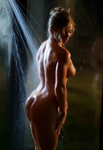 Rita Faltoyano in Dripping Wet 1 from Penthouse