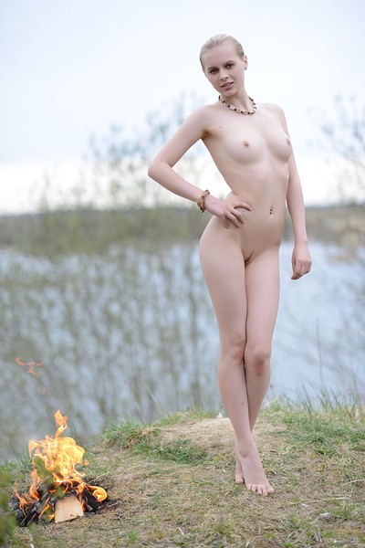 Angelika D in The Camp Out from Erotic Beauty