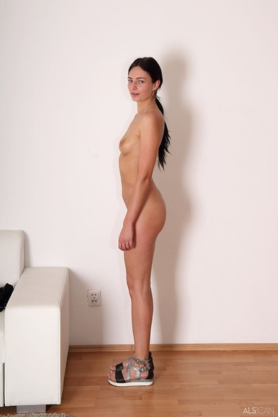 Leanne Lace in Model 4 from Als Scan