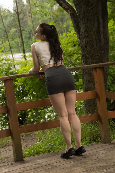 Lisa Musa in Beauty In Nature from Erotic Beauty