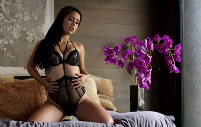 Alina Lopez in Beloved Intimacy from Penthouse