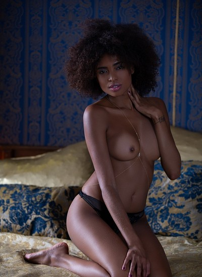 Bruna Rocha in Soothing Passions from Playboy