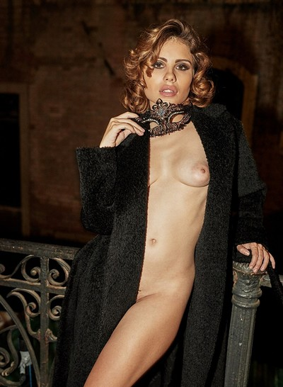 Chiara Arrighi in Playboy Germany from Playboy
