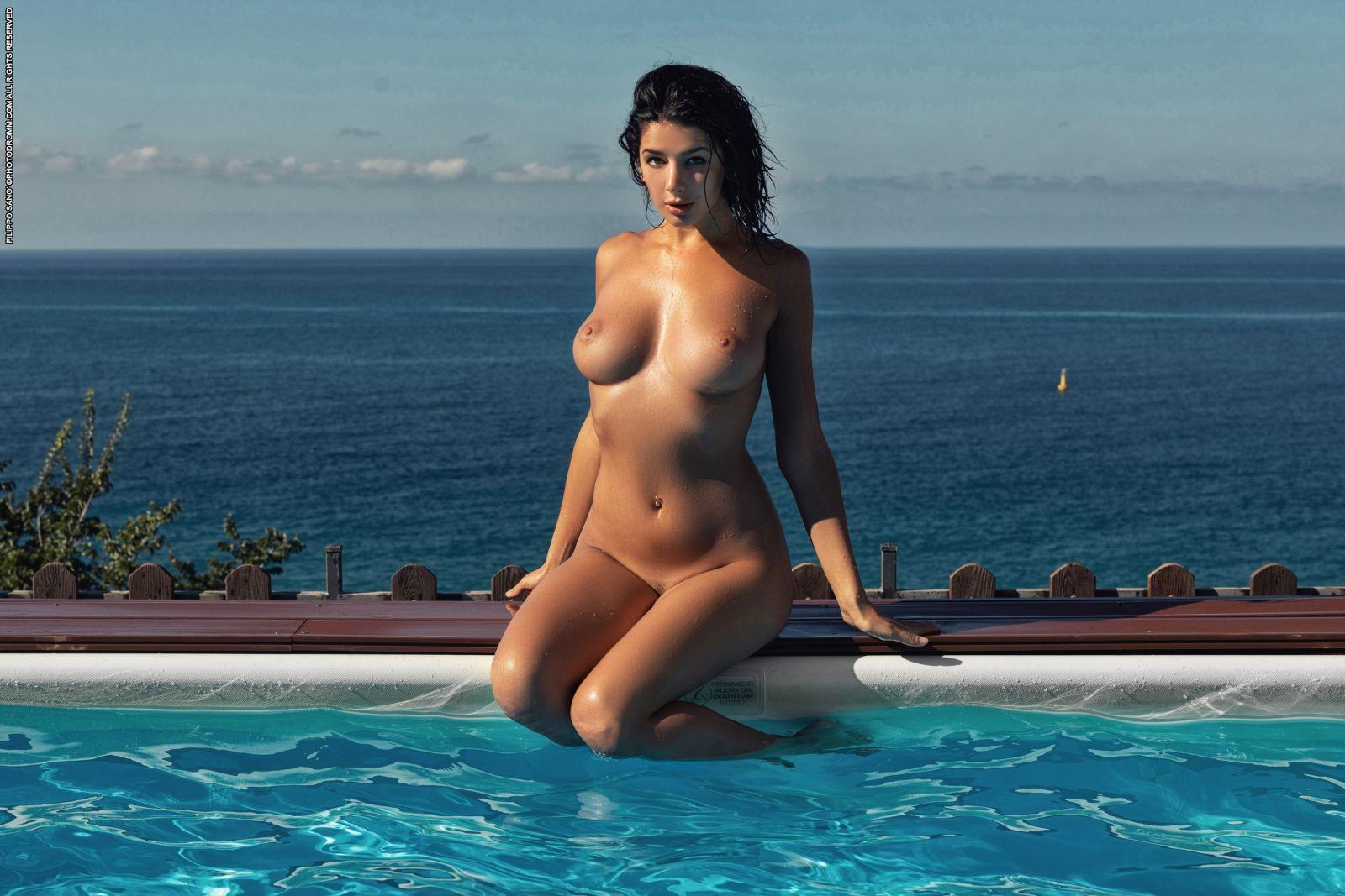 Nadine Garner Nude, Fappening, Sexy Photos, Uncensored
